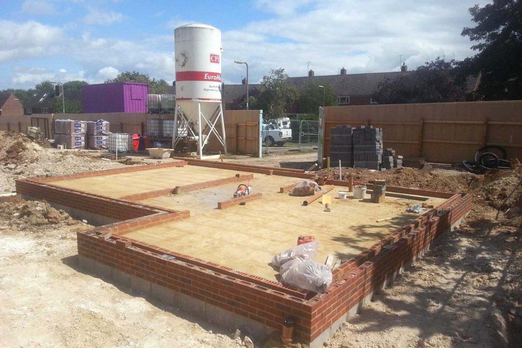 building land in Basingstoke