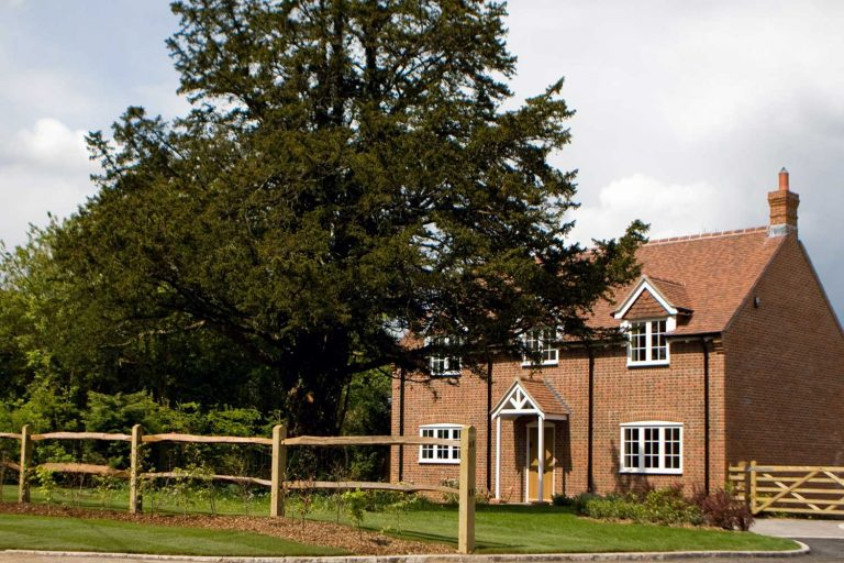 Yew Tree Cottage house builder in Hampshire
